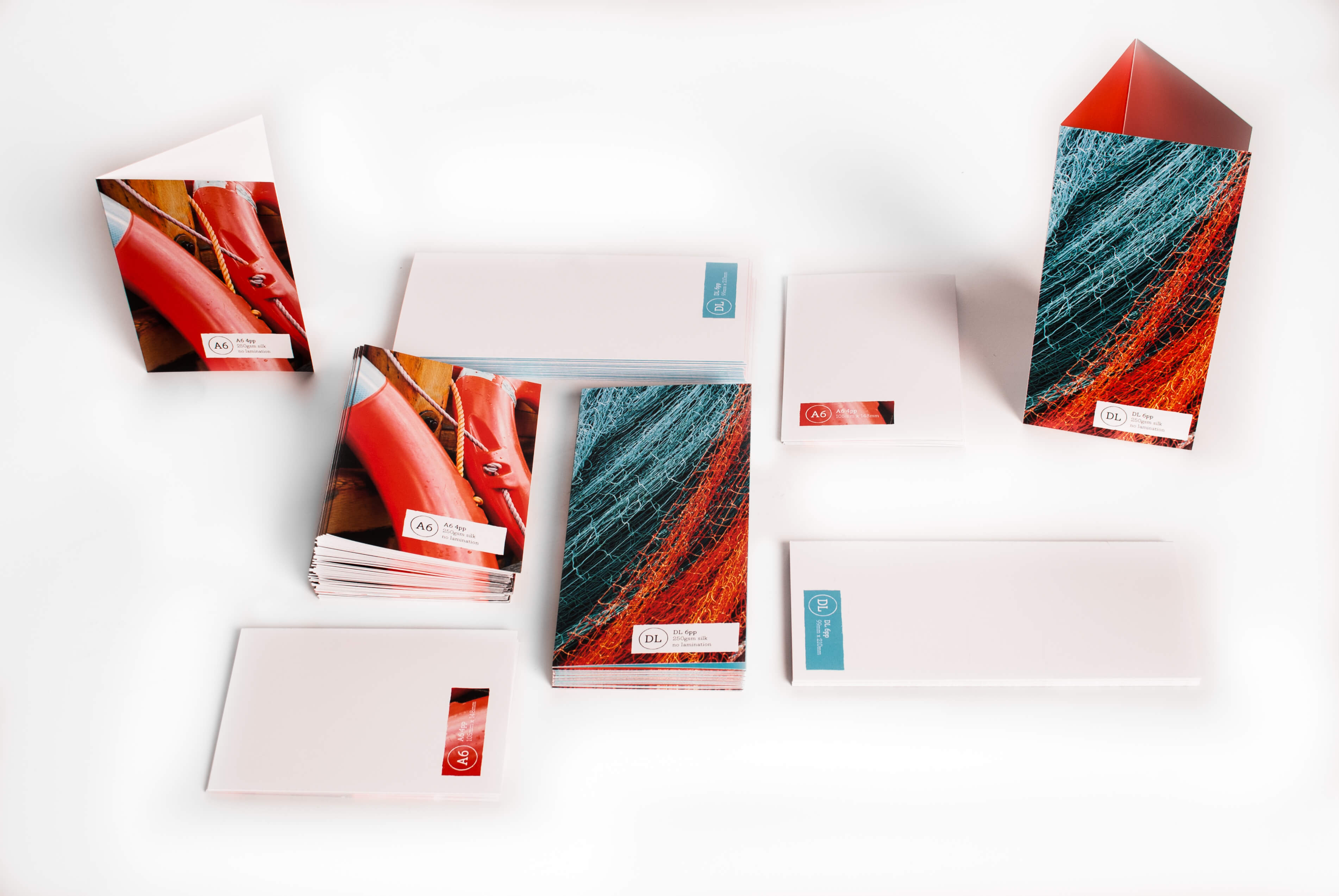 Printing bolton from business cards and business stationery to image of folded flyers reheart Images